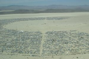 accampamento burning man
