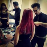 Hairevolution: il backstage del FashionDay 15
