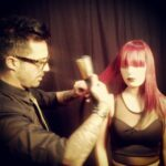 Hairevolution: il backstage del FashionDay 17