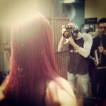 Hairevolution: il backstage del FashionDay 14