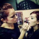 Hairevolution: il backstage del FashionDay 9