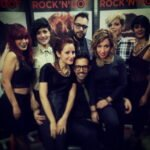 Hairevolution: il backstage del FashionDay 60