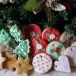 Biscotti per l'albero di Natale 2