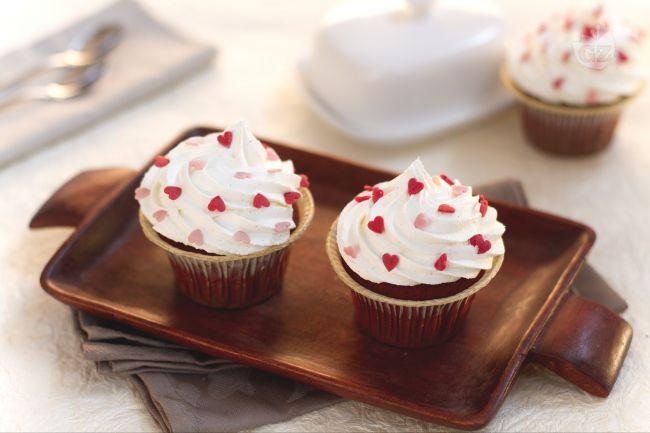 Cupcake Red Velvet - in3click.tv