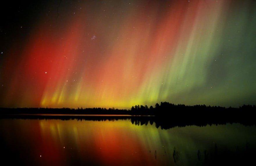Aurora polare come fotografarla for Sfondi aurora boreale