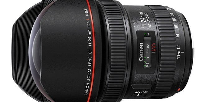 Canon EF 11-24mm