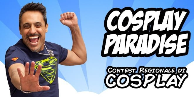 cosplay paradise