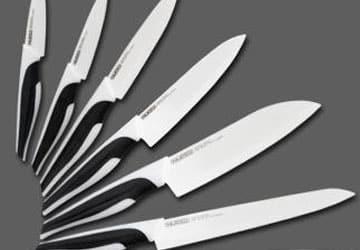 coltello in ceramica michele cogni