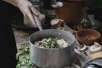 ti racconto una ricetta - cucina casereccia - zuppa