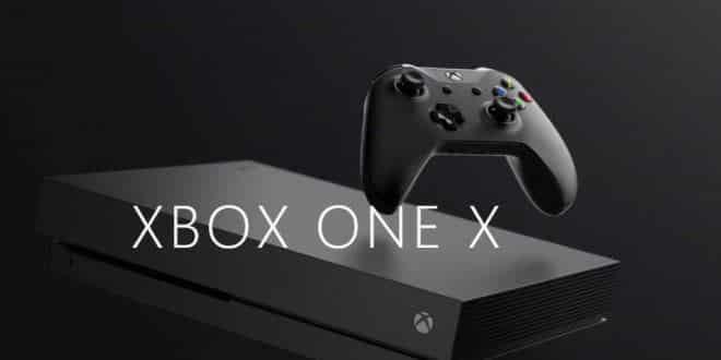 Xbox One X – nuova console Microsoft