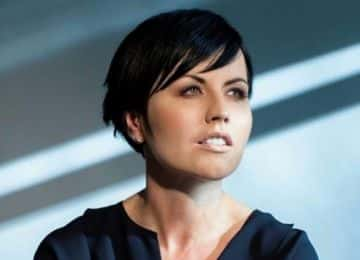 dolores o'riordan cantante the cranberries