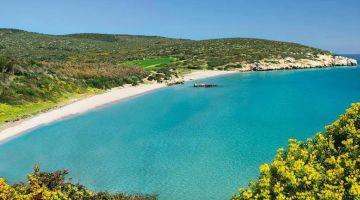 Sulcis - Spiaggia di coaquaddus