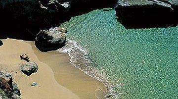 sulcis - spiaggia le chinolle